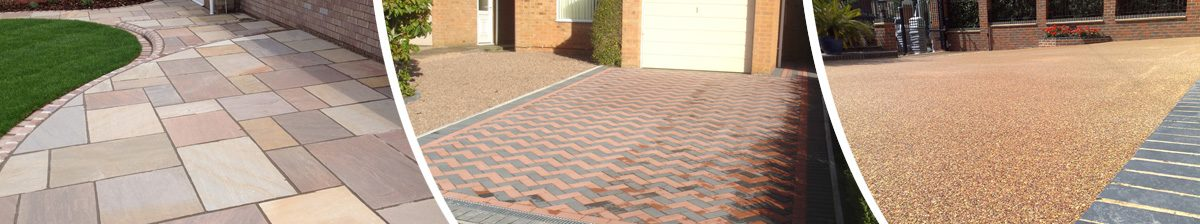 Driveways and Patios